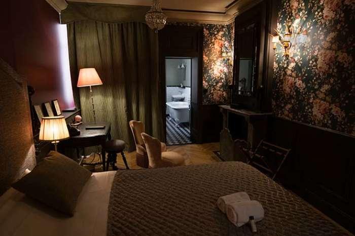 Projet d'éclairage et d'ambiance lumineuse à l'Hôtel Bayard - Lyon centre